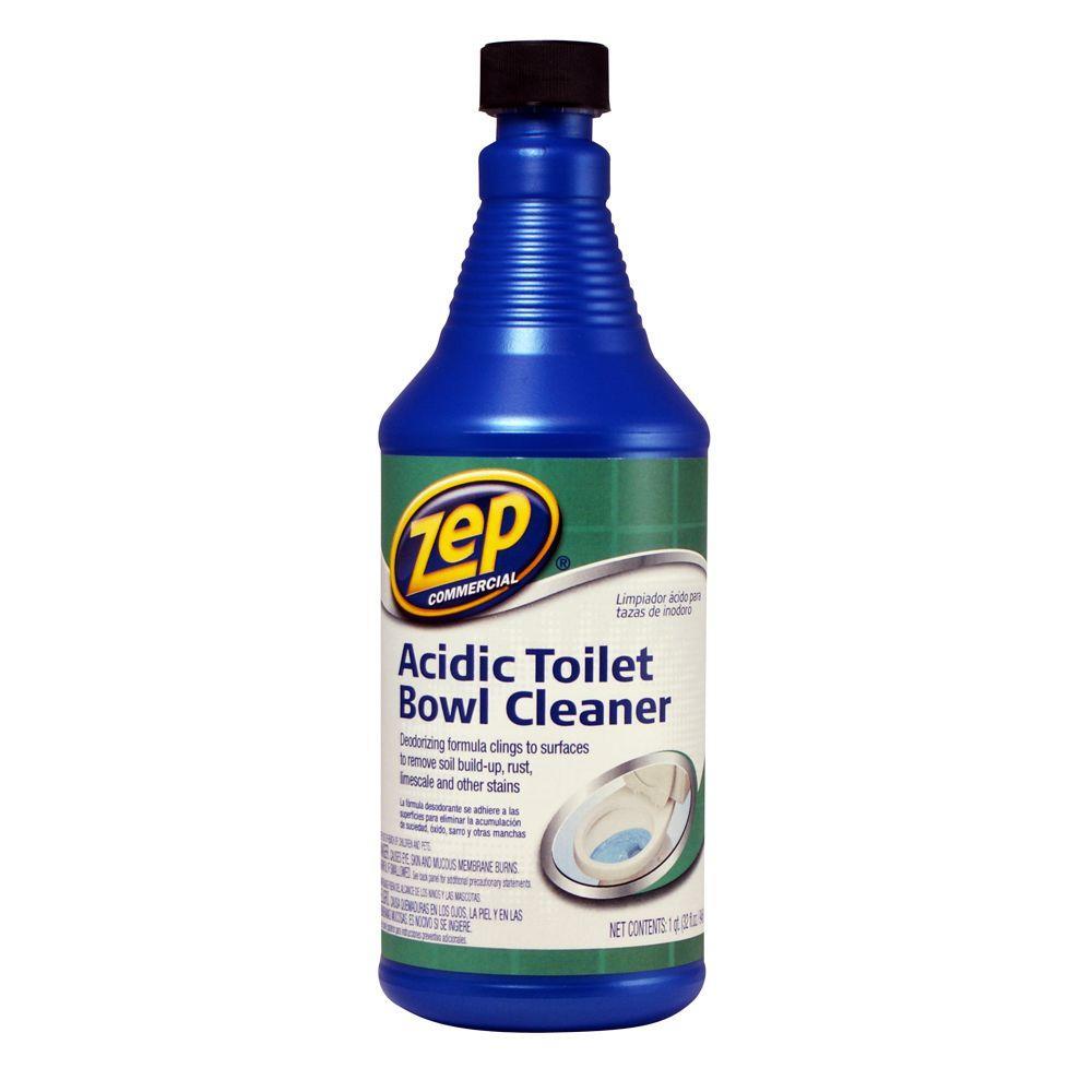 ZEP 32 oz. Acidic Toilet Bowl Cleaner