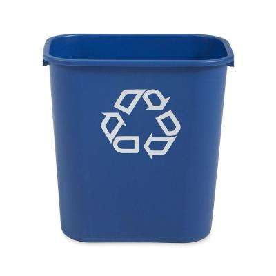7 Gal. Deskside Recycling Trash Container