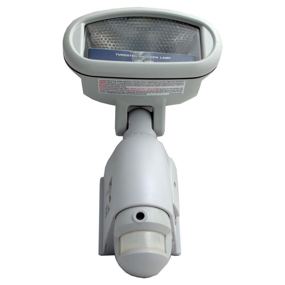 Mini Gadgets Motion Sensitive Outdoor Floodlight Camera DVR-DISCONTINUED