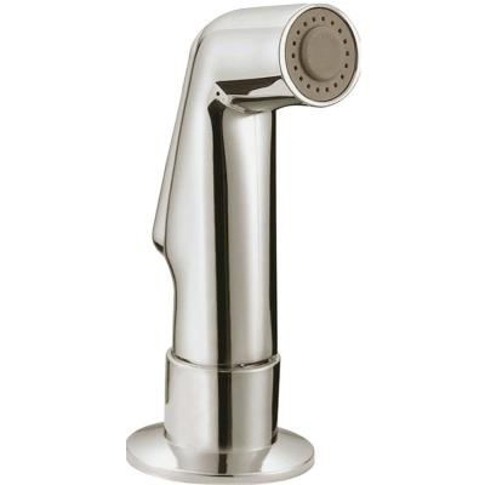 Kitchen Replacement Side Sprayer Only in Satin Nickel