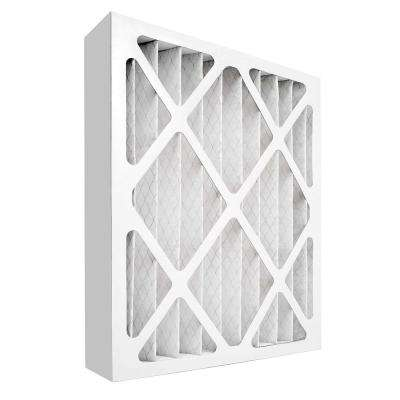20 in. x 24 in. x 4 in. Pro Allergen FPR 7 Pleated Air Filter (6-Pack)
