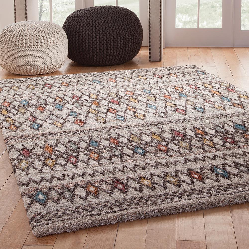 Sams international granada batala chocolate 5 ft 3 in x for International home decor rugs