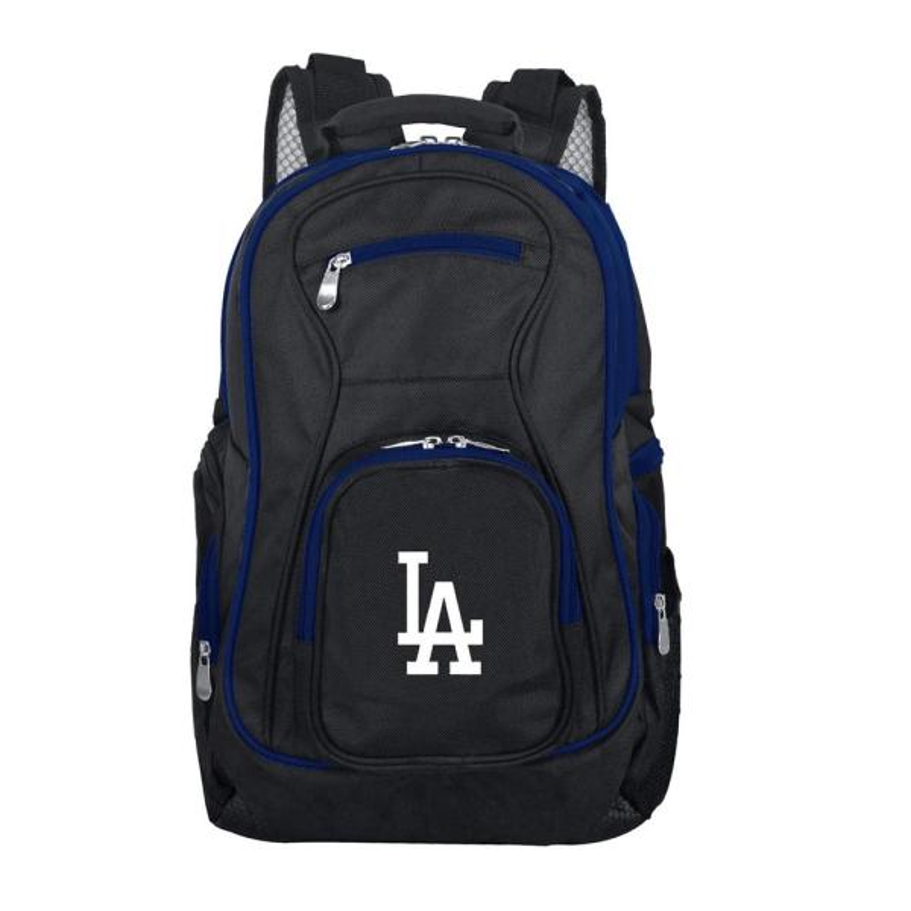 Denco MLB Los Angeles Dodgers 19 in. Black Trim Color Laptop