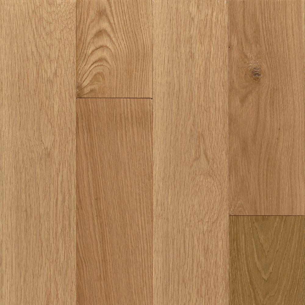 Bruce american vintage nat white oak 3 4 in thick x 5 in for Solid hardwood flooring