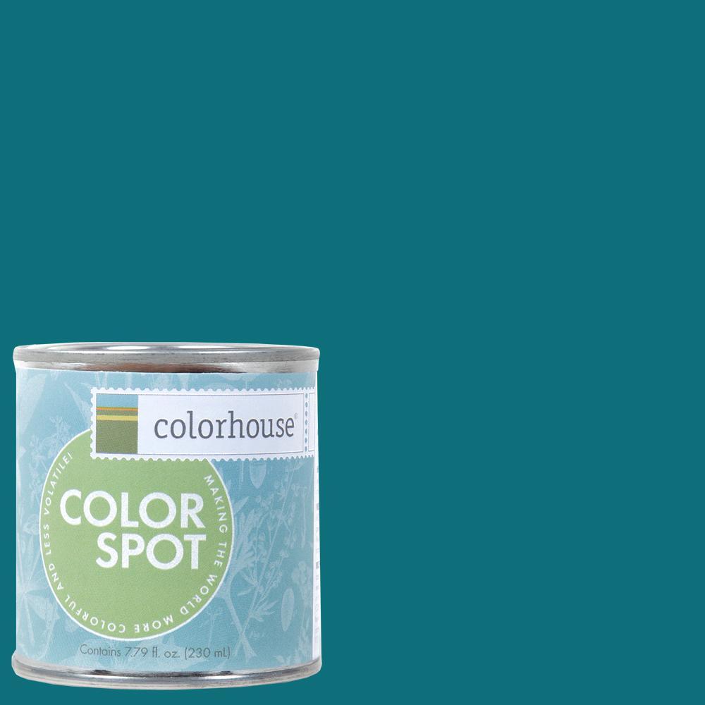 8 oz. Dream .06 Colorspot Eggshell Interior Paint Sample