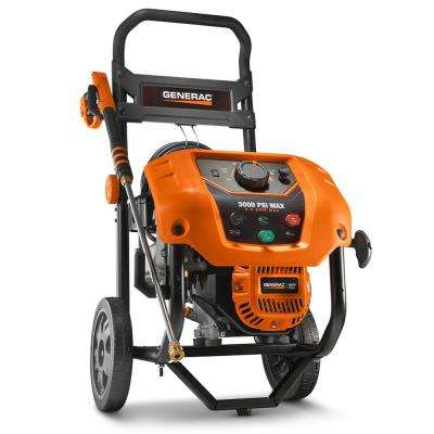 3000 PSI 2.5 GPM Gas Variable Pressure Washer