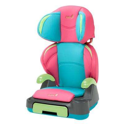 Store 'n Go Belt-Positioning Booster Car Seat - Fruit Punch