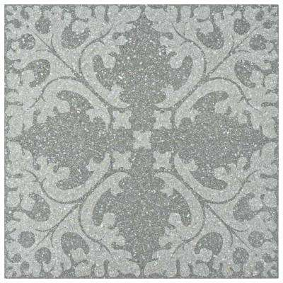 Farnese Molise Grafito 11-1/2 in. x 11-1/2 in. Porcelain Floor and Wall Tile (10.55 sq. ft. / case)
