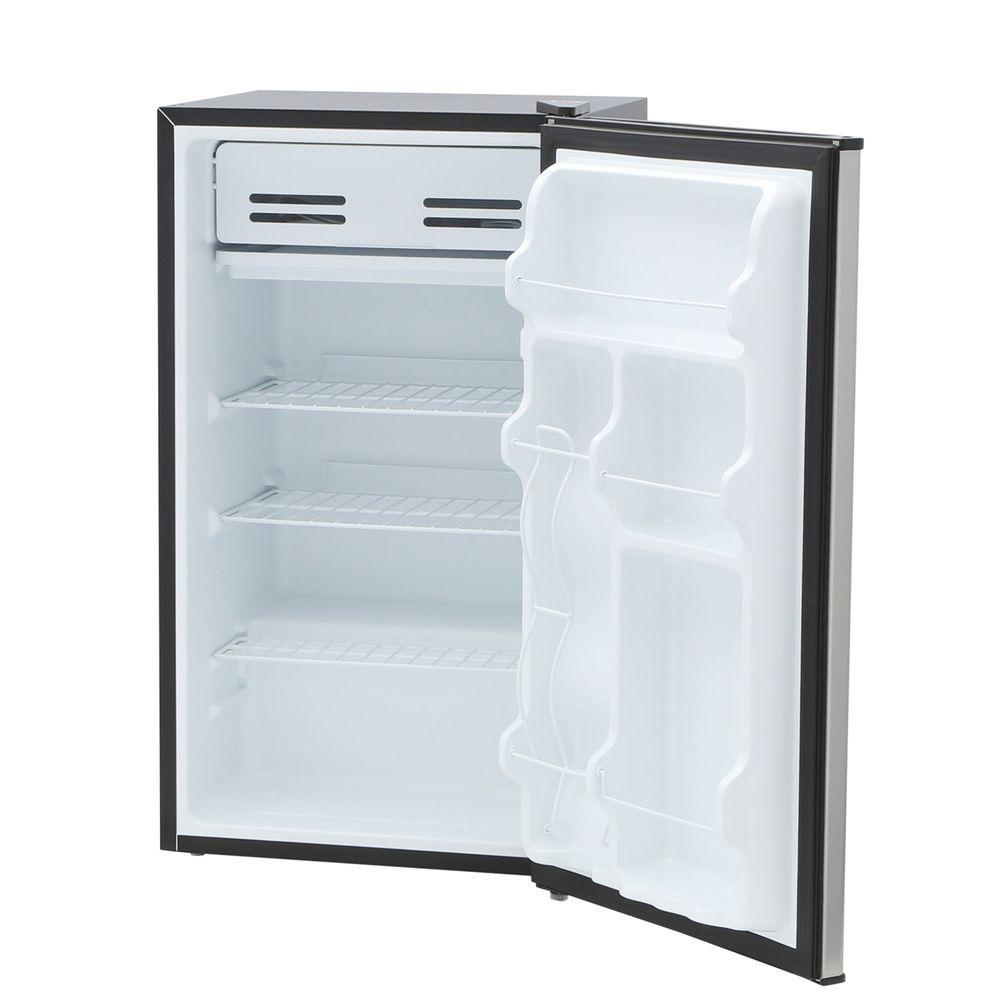 Magic Chef 4 4 Cu Ft Mini Refrigerator With Freezerless