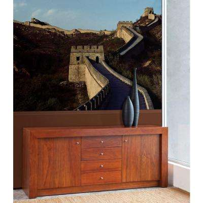 72 in. H x 48 in. W Great Wall Wall Mural