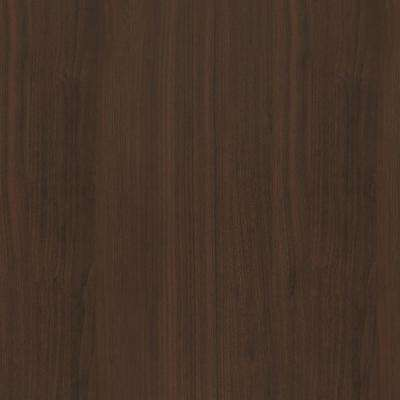 48 in. x 96 in. Laminate Sheet in Columbian Walnut with Premium Textured Gloss Finish