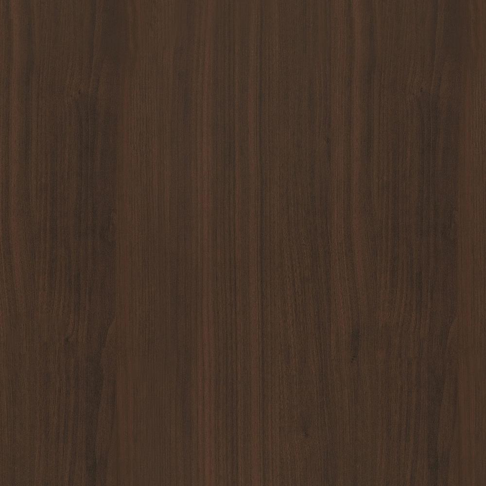 In X  In Laminate Sheet In Columbian Walnut With Premium Textured Gloss