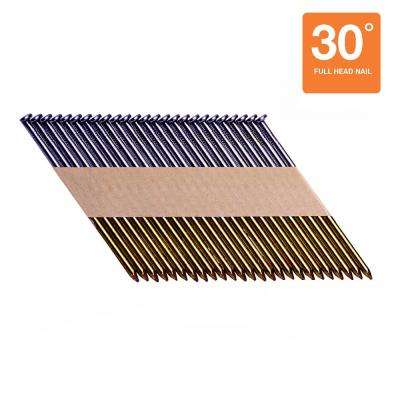 3-1/4 in. x 0.131 in. 300 Rh Paper Coated Nails (1,000 per Box)