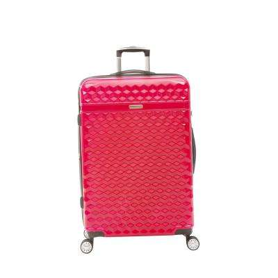 Audrey 29 in. Red Hardside Spinner Luggage