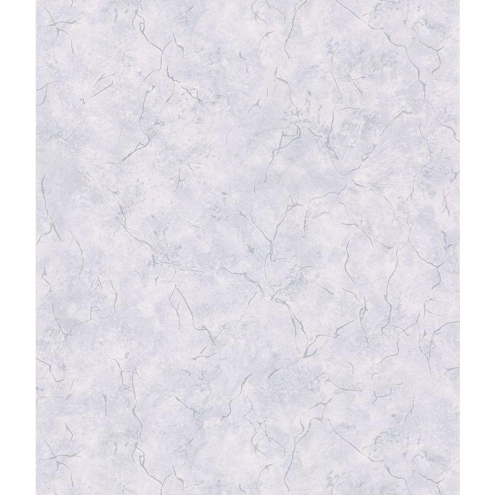 Bath Bath Bath III Blue Marble Wallpaper Sample