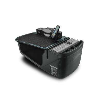Efficiency FileMaster Car Desk Urban Camouflage with Built-in Power Inverter and X-Grip Phone Mount