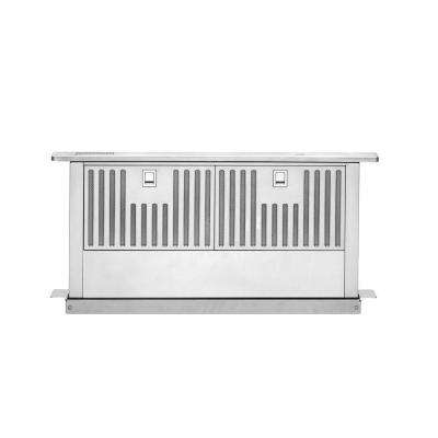 30 in. Telescopic Downdraft System in Stainless Steel