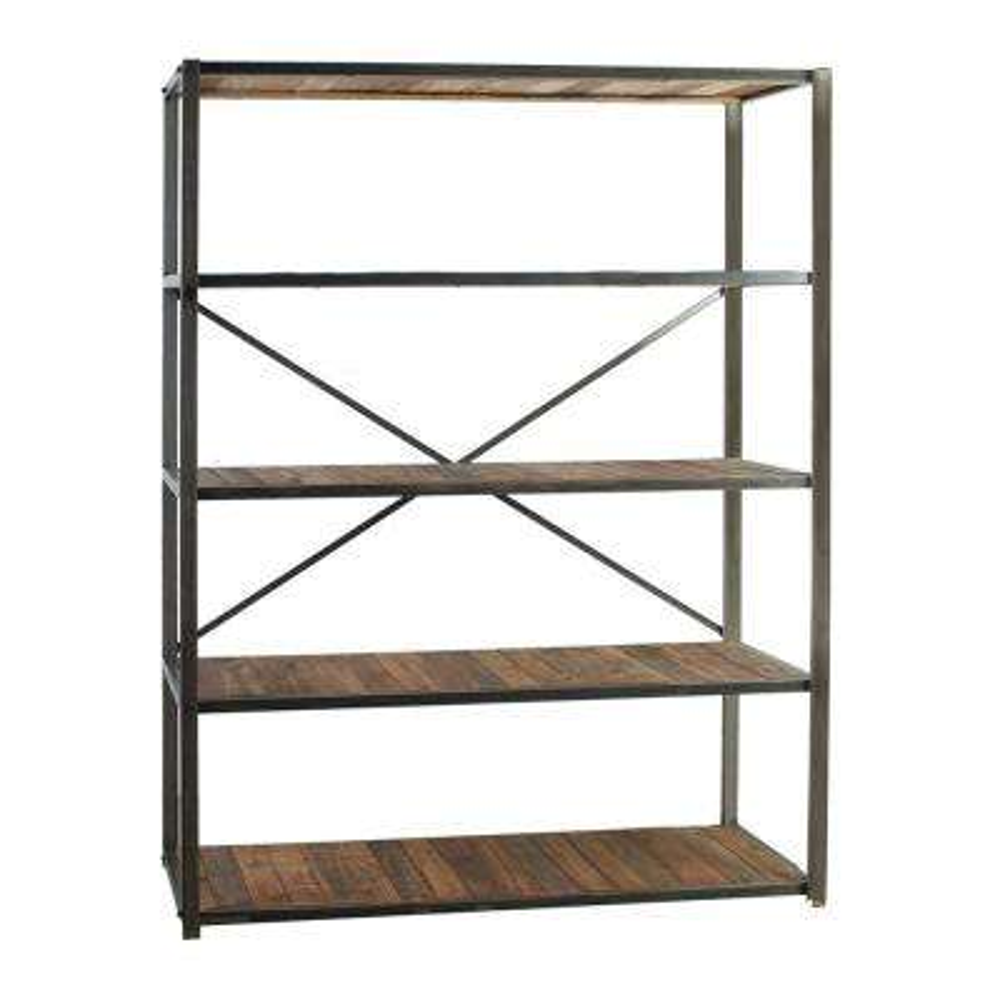 Ramsden Bronze, Brown Tripod Bookcase