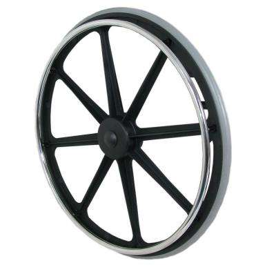 Rear Wheel Assembly for Wheelchair