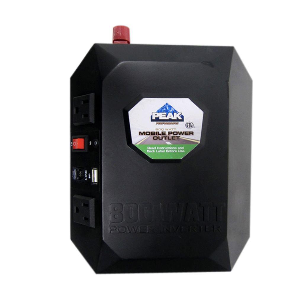 800-Watt Mobile Power Outlet