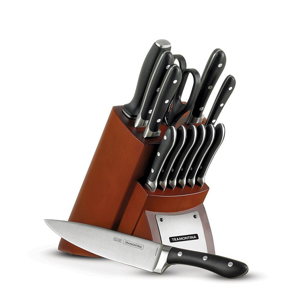 Gourmet 14-Piece Knife Set