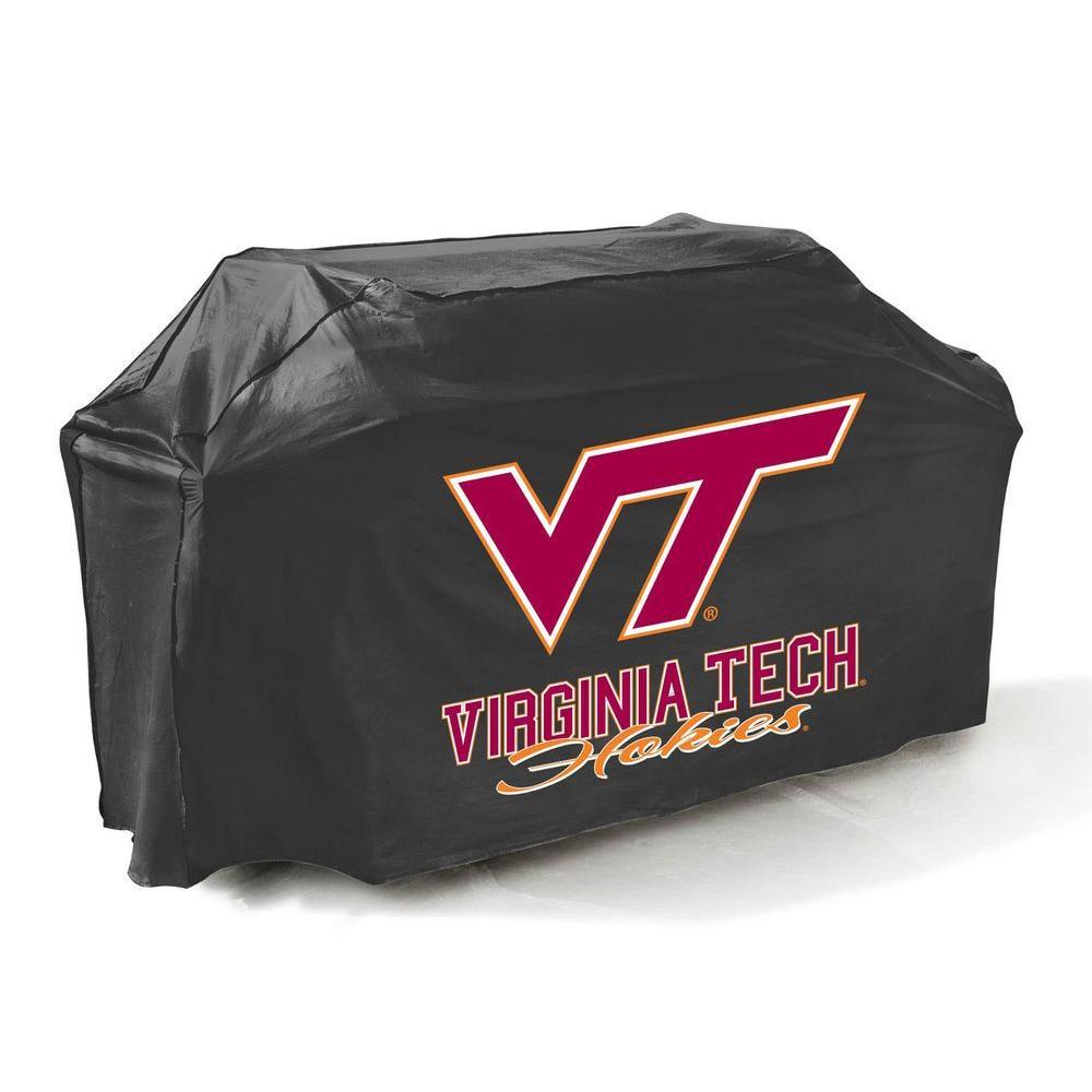 Mr. Bar-B-Q 65 in. NCAA Virginia Tech Hokies Grill Cover-DISCONTINUED