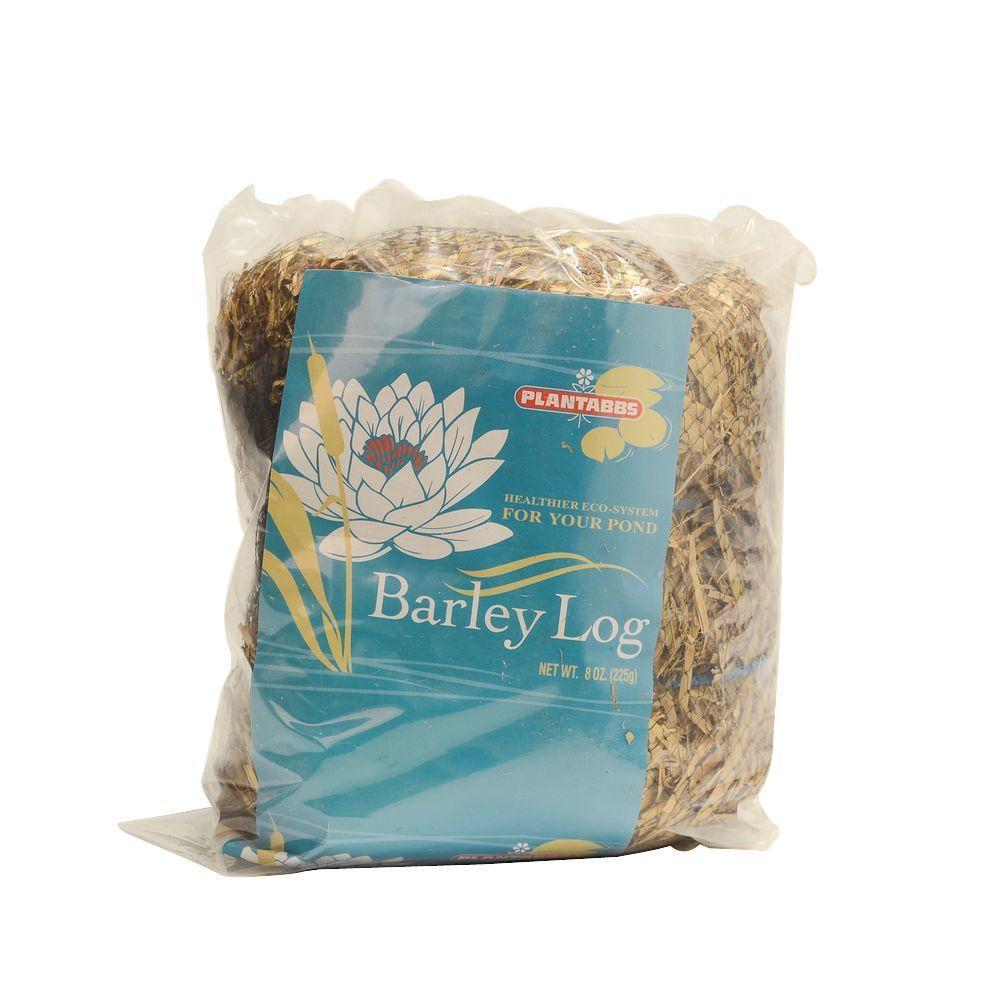 Plantabbs Aquatic Barley Log