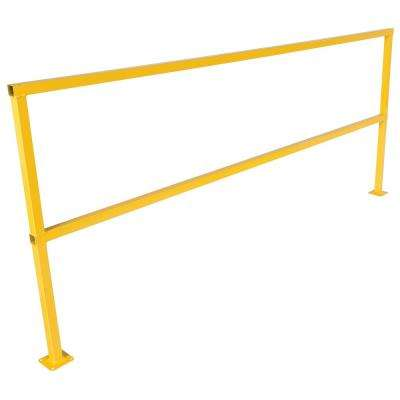 8 ft. Square Steel Safety Handrail