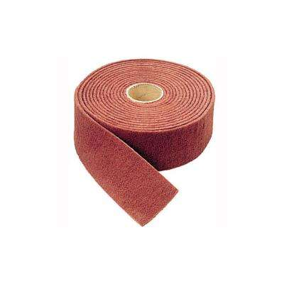 4 in. Heavy-Duty Hand Finishing Abrasives Blendex Rolls