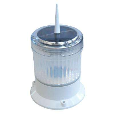 Solar Pile Cap Light