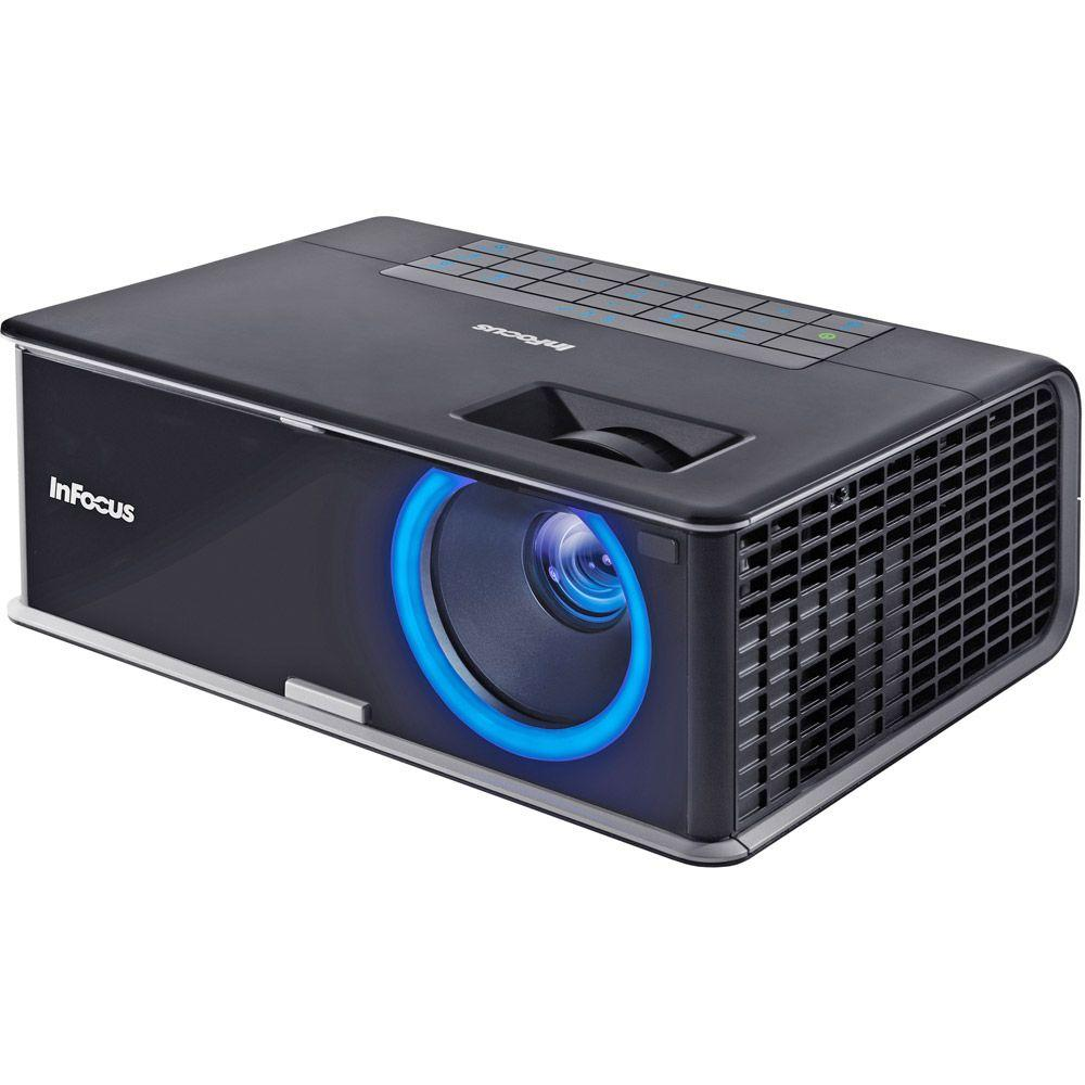 Infocus 1024 x 768 DLP 3D Projector with 3500 Lumens-DISCONTINUED