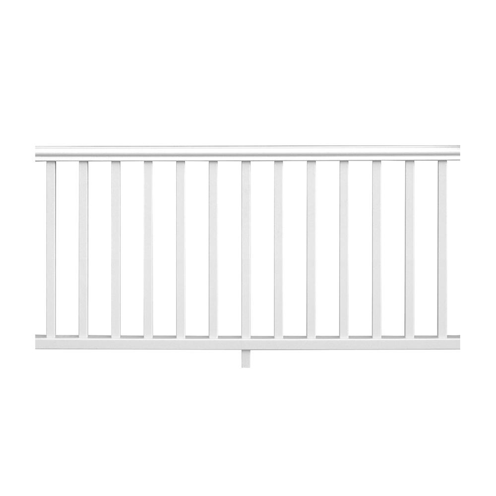 Traditional Vinyl Rail Kit without Brackets