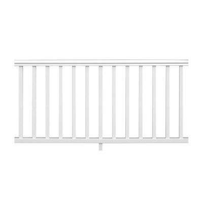 36 in. x 6 ft. Traditional Rail Kit without Brackets