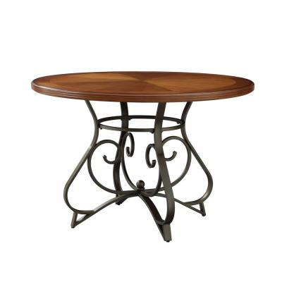 Hamilton Medium Cherry Dining Table