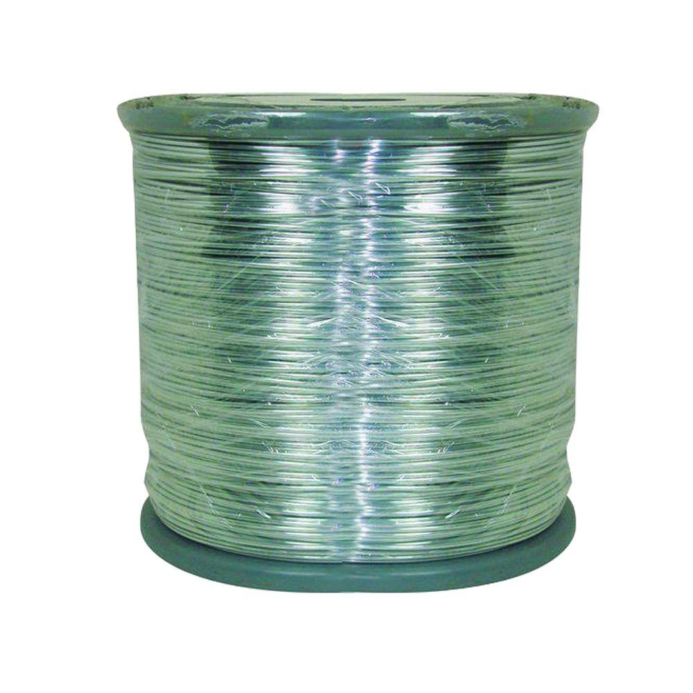 Field Guardian 1/4 Mile 14-Gauge Galvanized Steel Wire-SF1425 - The ...