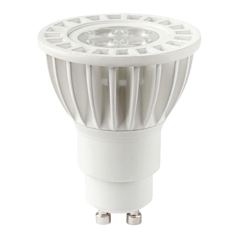 Globe Electric 40W Equivalent Bright White  MR16 GU10 Base LED Light Bulb