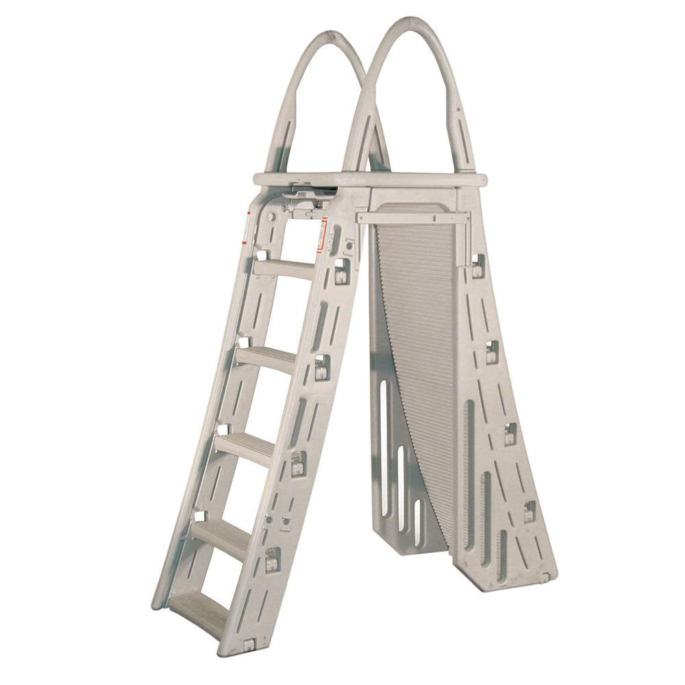 Confer Plastics A Frame Adjustable Roll Guard Safety Above