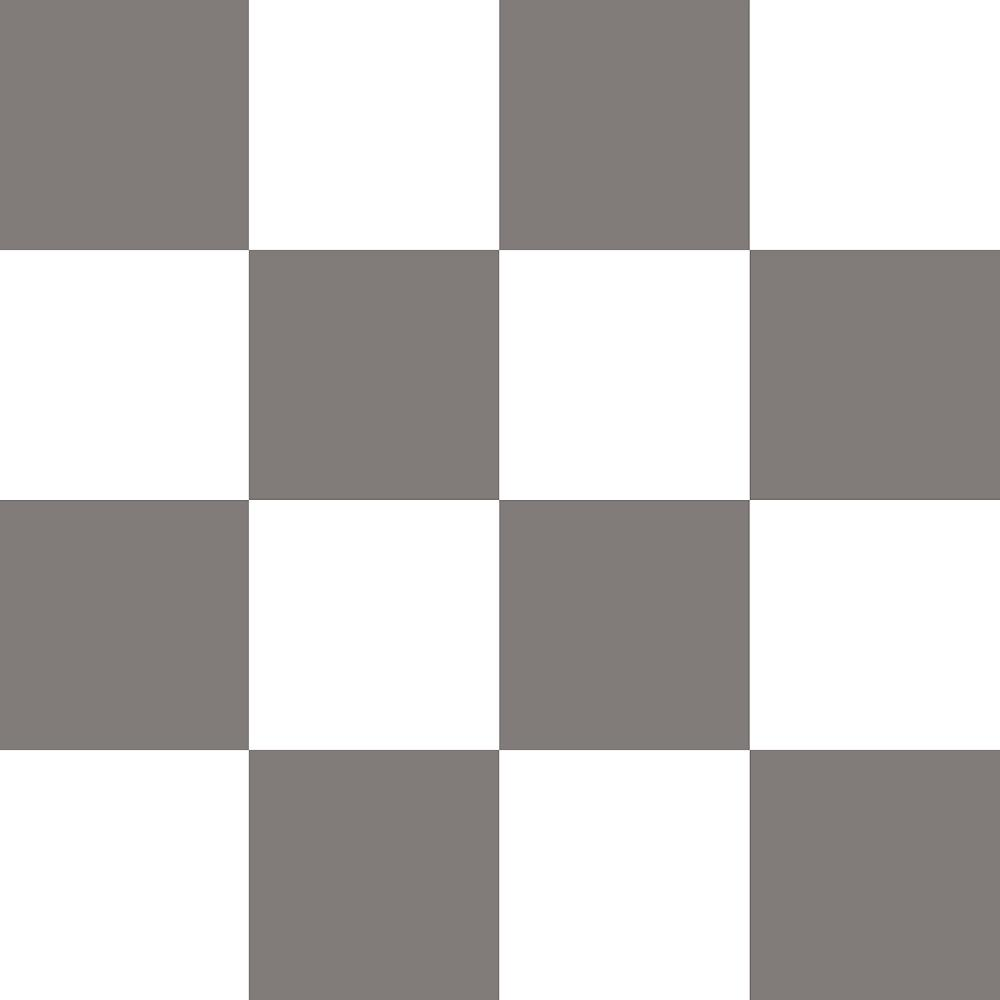 Checkered Grey Tile 13 2 Ft Wide X Your Choice Length Residential Sheet Vinyl Flooring