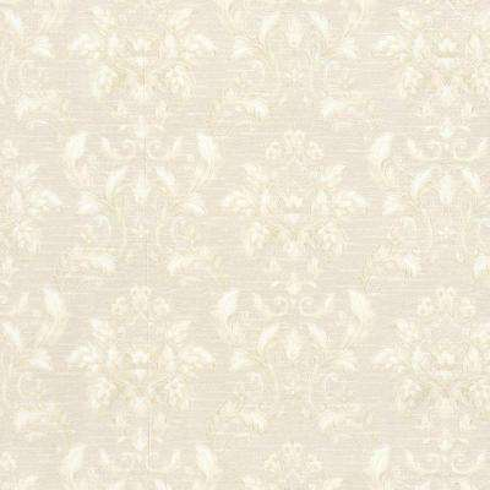 Estate Cream Damask Wallpaper