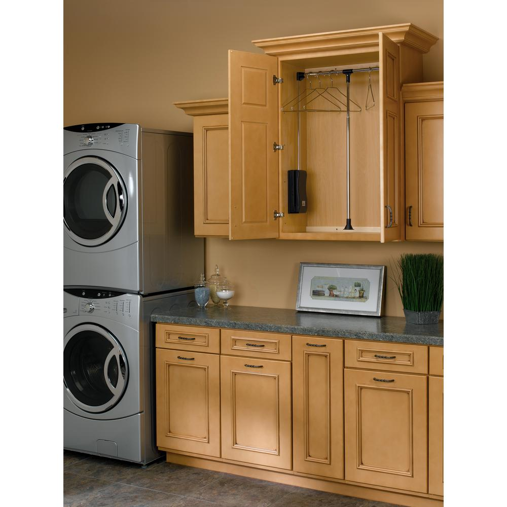 Rev A Shelf 26 In.   35 In. Adjustable Pull Down