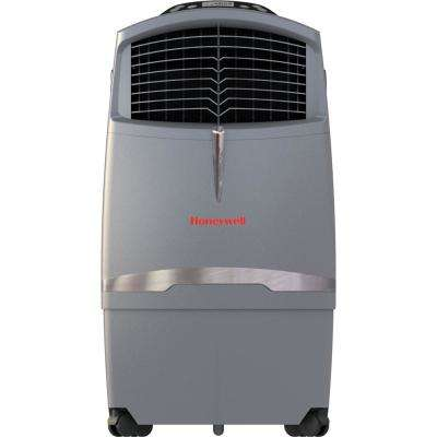 525 CFM 3-Speed Portable Evaporative Air Cooler with Remote Control for 320 sq. ft.