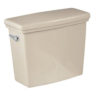 Structure Suite Toilet Tank Only in Biscuit