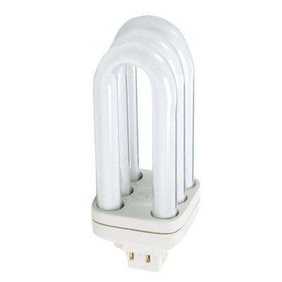 32W Neutral (3500K) PL-T 4-Pin CFL with Alto Technology Light Bulb (6-Pack)