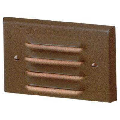 Landscape Lighting Collection Chestnut 1-Light Deck Light with Recessed Mount