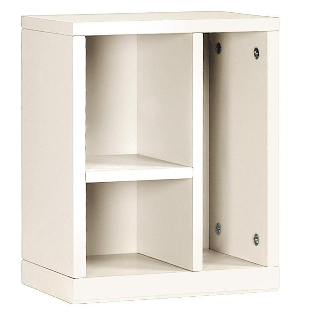 MarthaStewartLiving Martha Stewart Living Craft Space Right Cubby White Organizer
