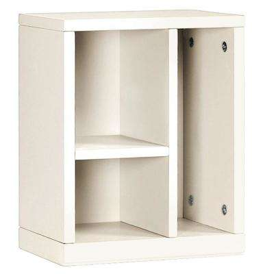 Craft Space Right Cubby White Organizer