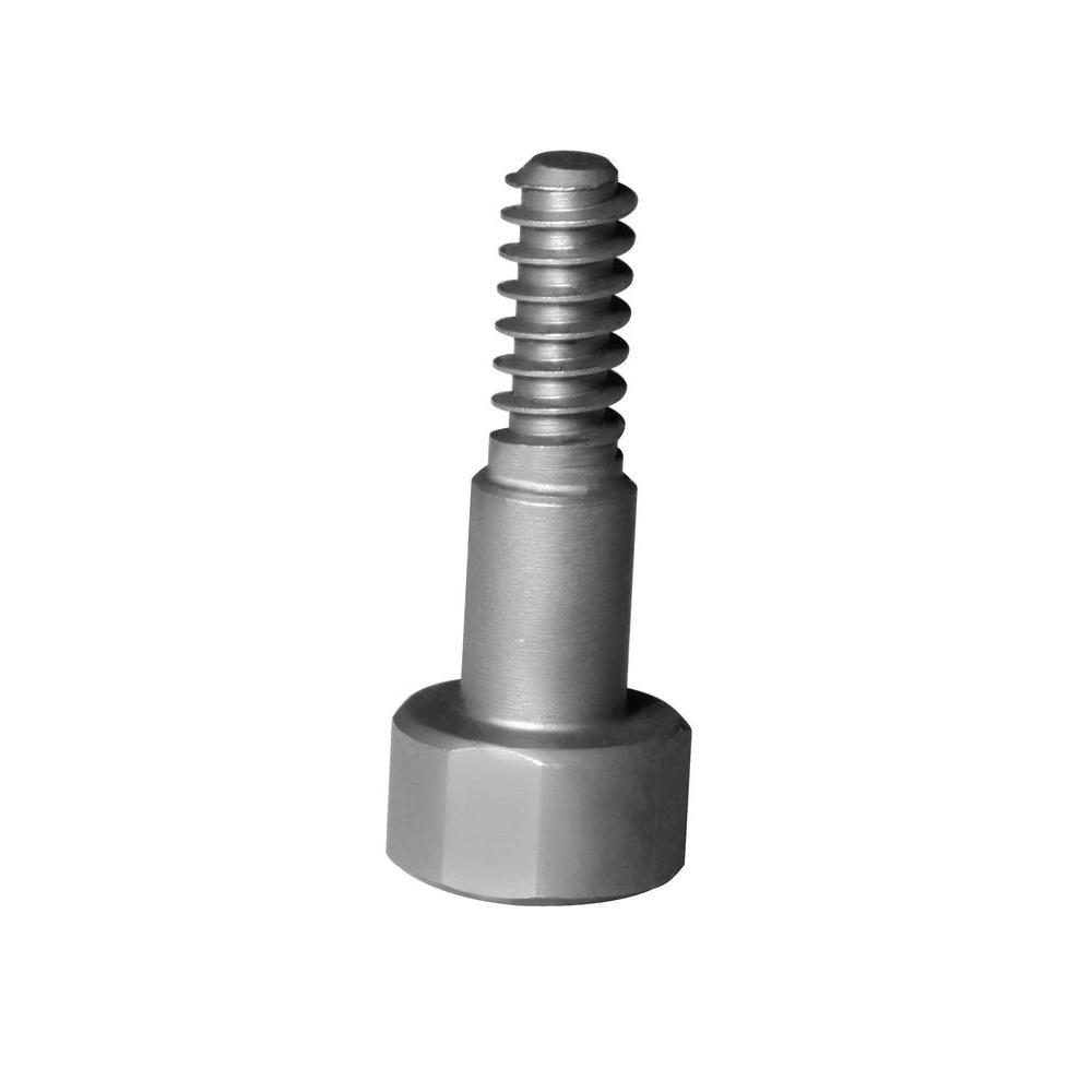 Safe Lock Woodworm Screw Chuck Accessory for Cole Jaws