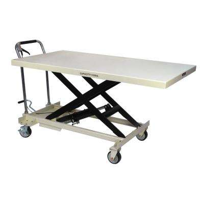 SLT-1100 Jumbo Scissor Lift Table