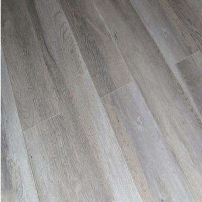 Light Ash Oak 12 mm Thick x 5.7 in. Wide x 48 in. Length Click-Locking Laminate Flooring Planks (13.27 sq. ft. / case)
