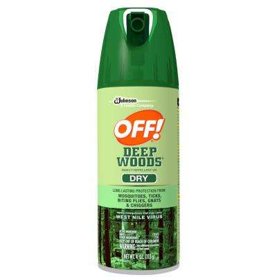 4 oz. Deep Woods Dry Insect Repellent